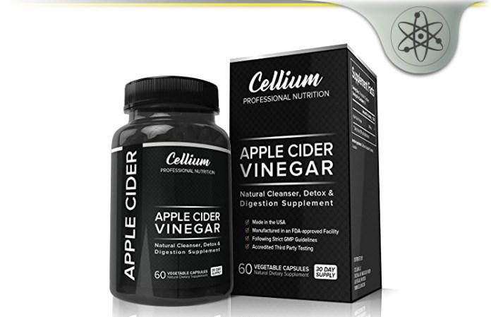 Cellium Apple Cider Vinegar