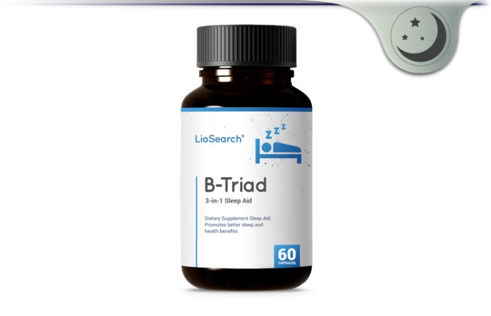 LioSearch B-Triad