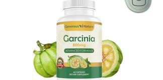 Generous Nature Garcinia Cambogia