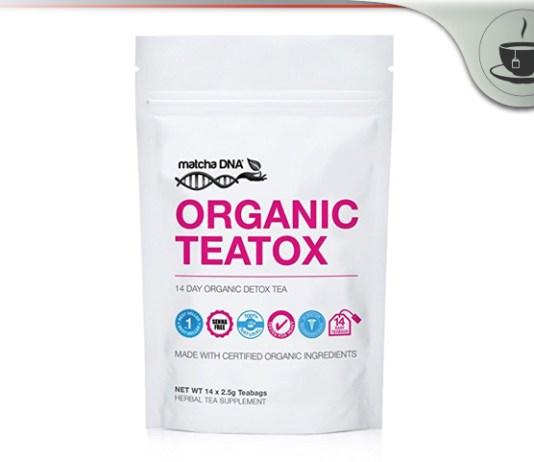 Matcha DNA Organic Teatox