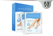Vena Beauty Exfoliating Foot Mask
