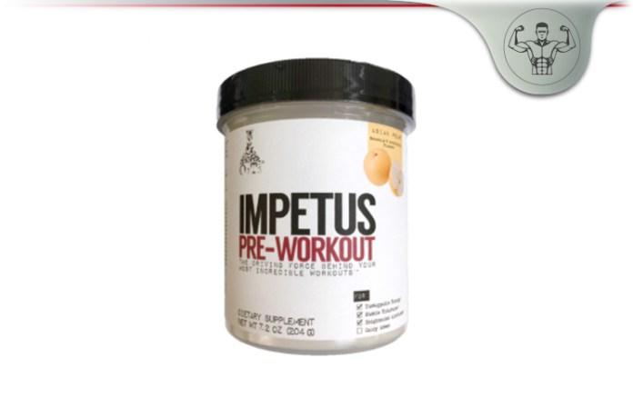 Impetus Pre-Workout