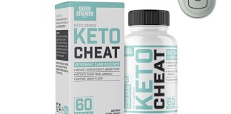Sheer Strength KETO Cheat