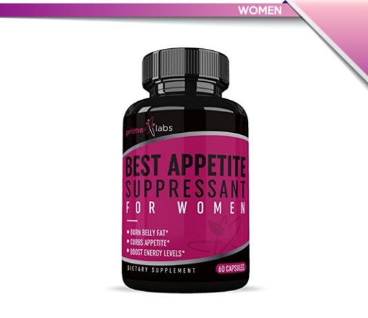 Best Appetite Suppressant for Women by Prime Labs – May Help Reduce Caloric Intake