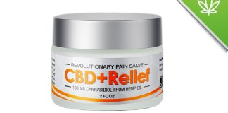 CBD+Relief Cream