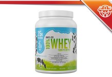 grass fed natural whey