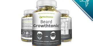 Herbtonics Beard Growthtonic