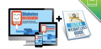 diabetes resolved