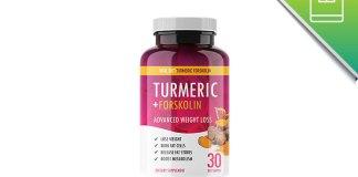 Vital Diet Turmeric + Forskolin