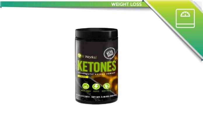 It Works Ketones Review BHB Keto Powder Enhances Ketogenic Diet