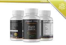 Enzymatic Vitality Digestive Enzyme Supplement