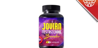 Jovian Testosterone Booster