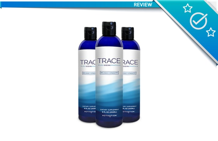 TRACE PURE OCEAN MINERALS