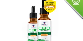American Science CBD Hemp Oil