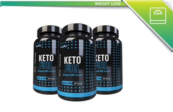 Keto Fuel Advanced BHB Formula