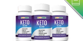 Gold Sciences Keto Blend