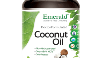 Coconut Oil Softgels - Supplements ONE