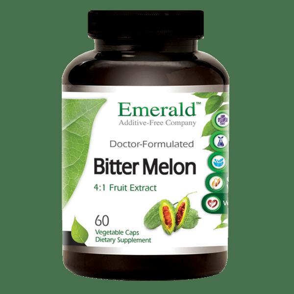 Emerald Bitter Melon (60) Bottle