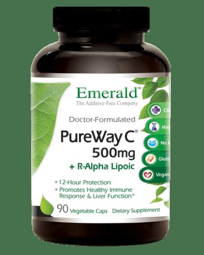 Emerald PureWay-C (90) Bottle