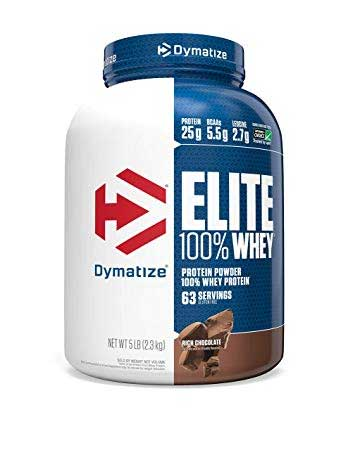 Dymatize Elite 100% Whey Protein review