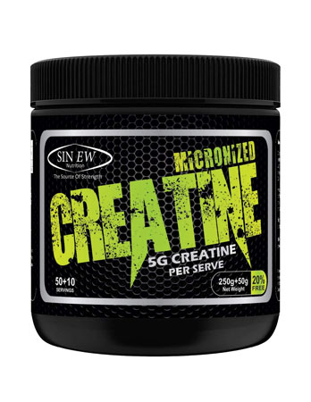 Sinew Nutrition Micronised Creatine