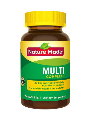 Nature Made Multivitamin review