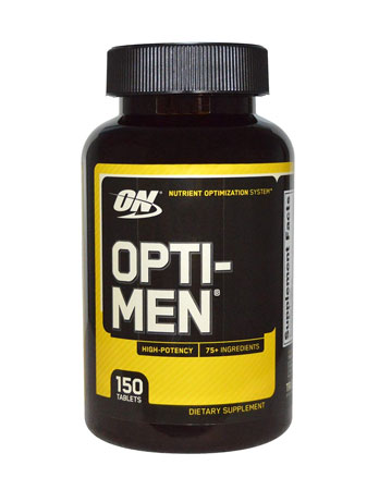 Optimum Nutrition Multivitamin review
