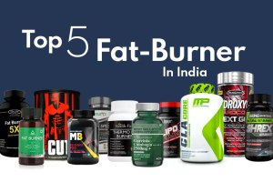 Top 5 Best Fat Burner in India 2021 | Burn Fat and Lose Weight Like a Pro