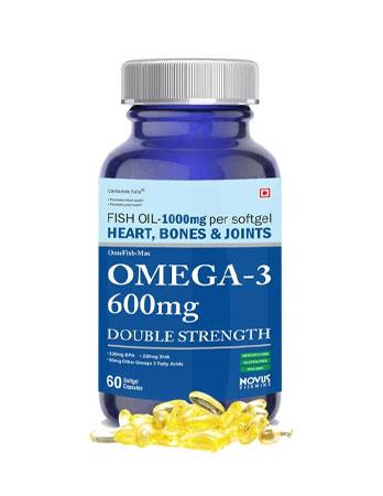 Carbamide Fort Omega 3 Fish Oil
