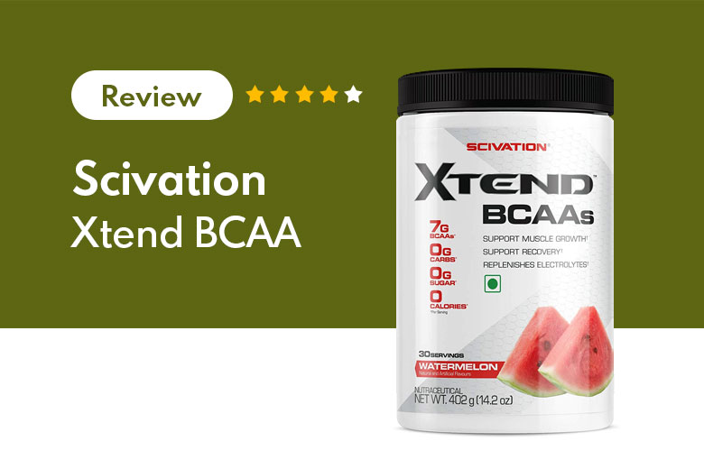 You are currently viewing Scivation Xtend BCAA Review: Muscle Mass and Faster Recoveries