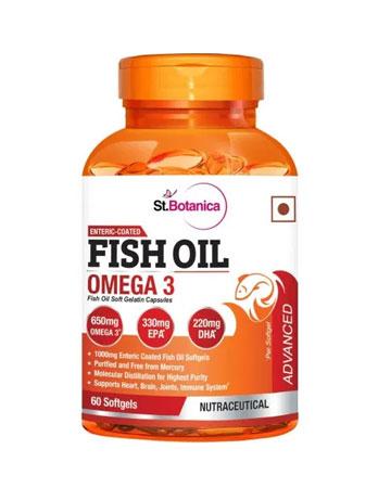 St.Botanica Fish Oil Omega 3 Advanced