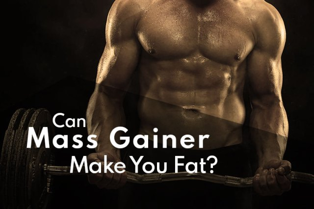does mass gainer make your face fat