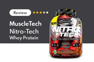 Exclusive MuscleTech Nitro-Tech Whey Protein Review for Athletes