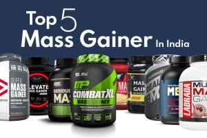 5 Best Mass Gainer in India 2020 for Clean Bulking and Lean Muscles