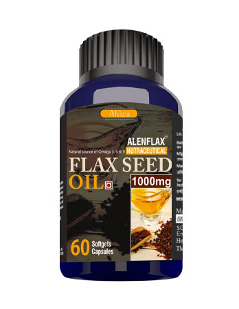 Alenflax-Cold-Pressed-Flaxseed-Oil-1000mg-–-60-Capsules
