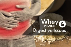 Does Whey Protein Cause Digestive Problems?