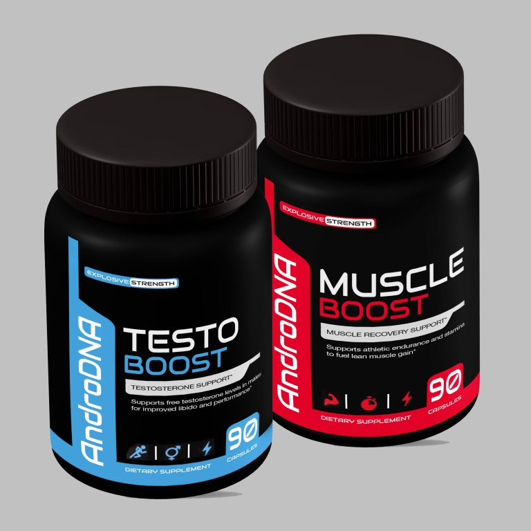 Andro test and muscle