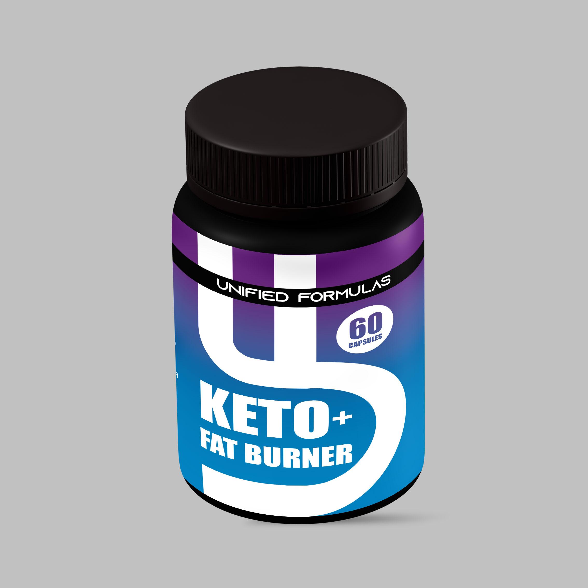 UF KETO FAT BURNER