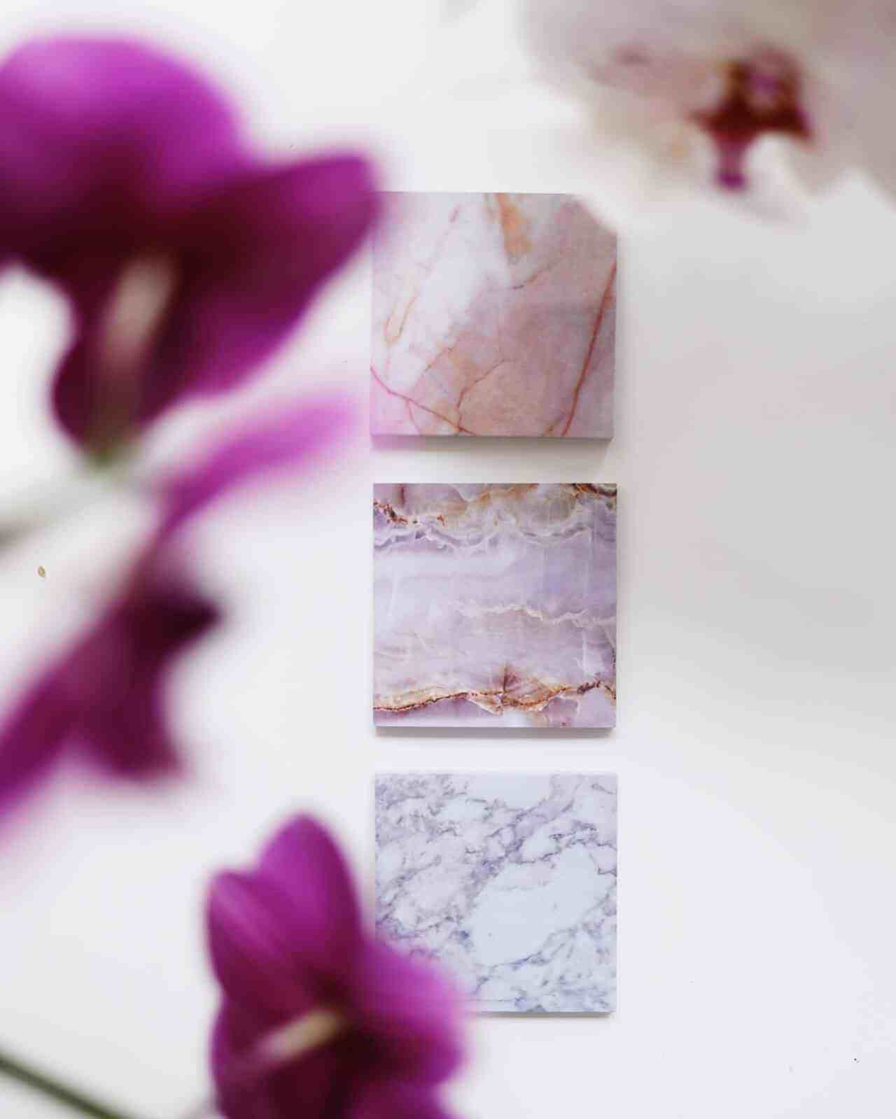 Supplied by Lily Gemstones Sticky Notes Set