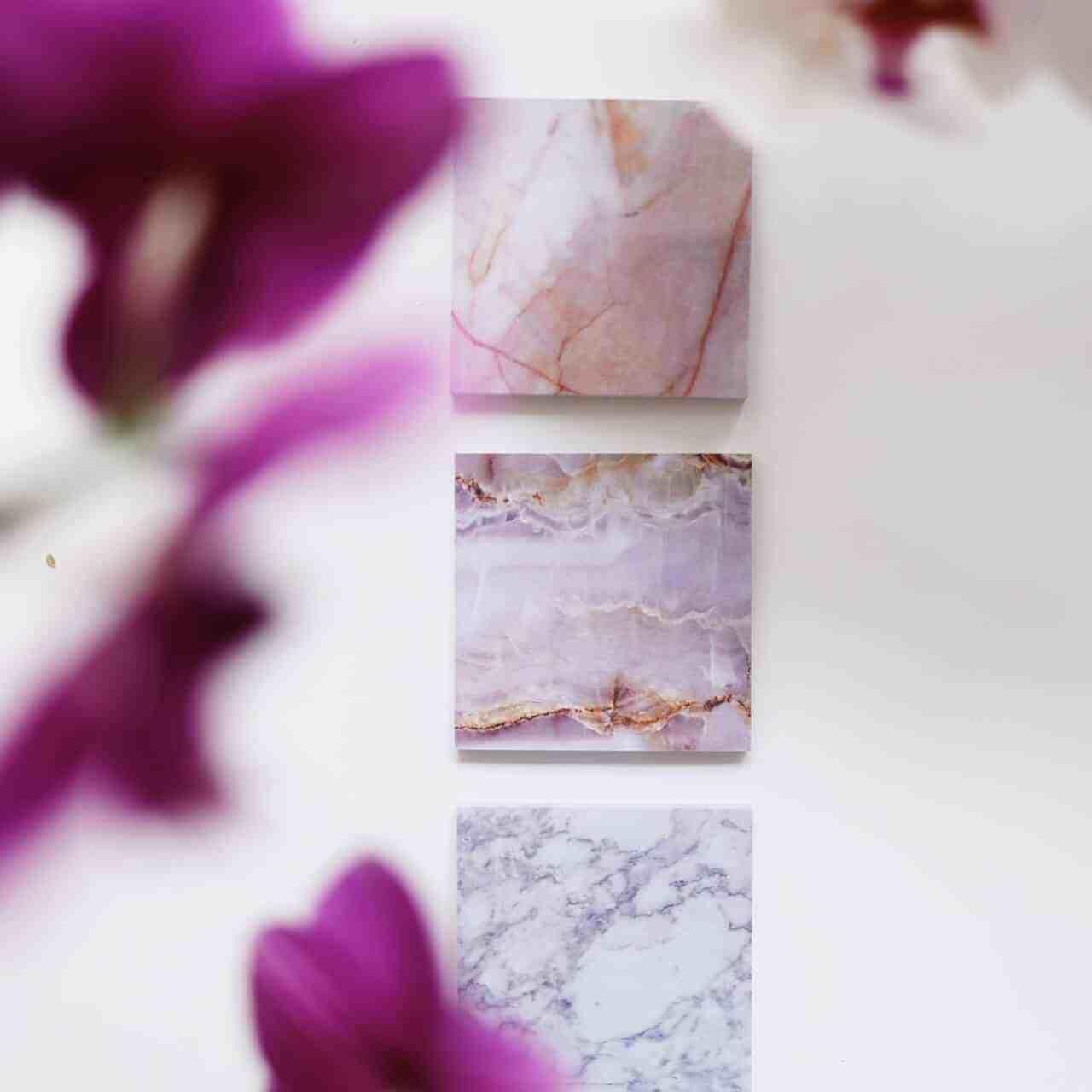 Gemstones Sticky Notes Set