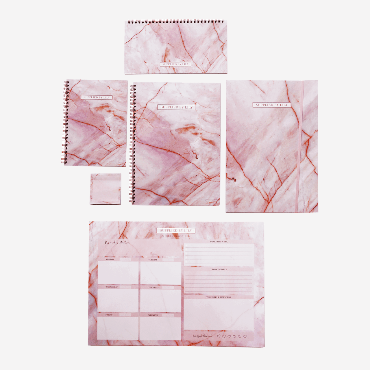 The Luxurious Rose Quartz Bundle