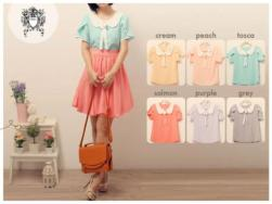 8853 ecer @57 - bahan Twiscone -SERI 6 306 - fit to L