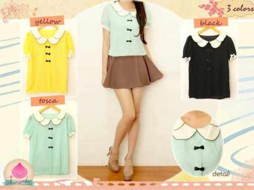 cherrybelle ribbon - @53 - seri 3w Rp140rb- fit to L (hycon import)