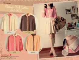 Classic Studded - ecer @58 - seri4pcs 208rb - twiscone fit to L