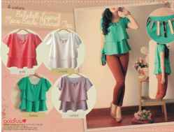 Baby Doll Layer-A - satin - ecer@53rb - seri4w 188rb
