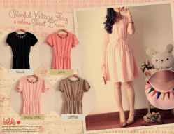 colorfull vintage - ecer@70rb - seri4pcs 260rb - twiscon