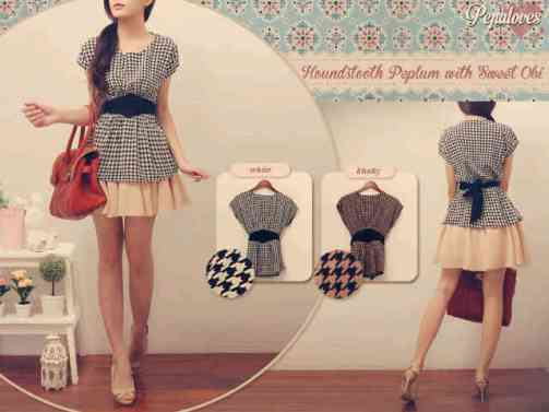 PP115 - ecer@56rb - seri4pcs 204rb - Twiscone - fit to L
