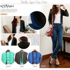 Double Crepe Outer - ecer@67rb - seri4w 244rb - wedges - fit to L