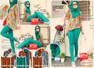 READY +-KAMIS - Asymmetric Set(atasan+celana+phasmina) - ecer@100rb - seri4w 380rb - spandex korea - fit to L