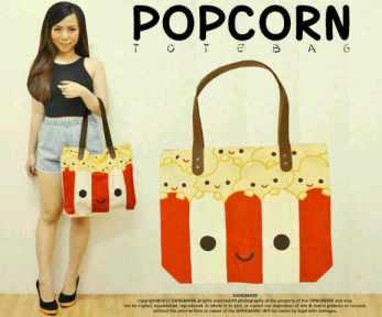 Popcorn - ecer@57rb - seri4pcs 208rb - jeans